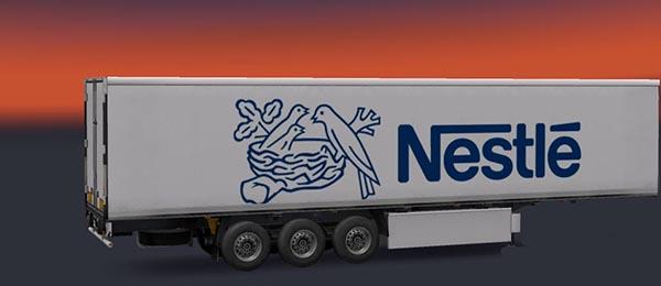 Nestle Trailer