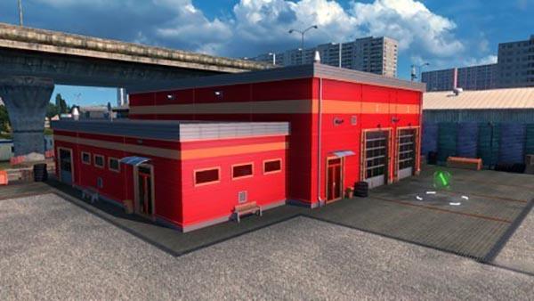 New Paint Service Station V2