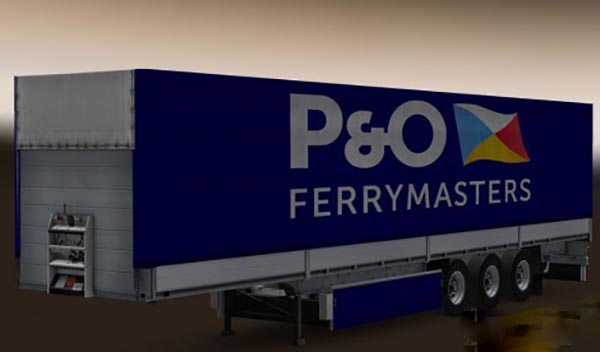 P&O Trailers Trippel Pack