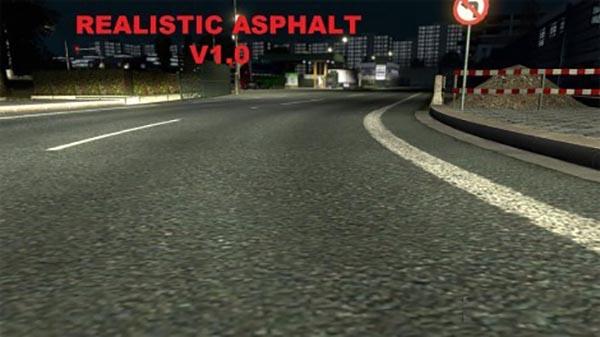 Realistic Asphalt V1.0