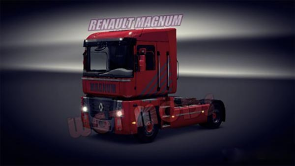 Renault Magnum BY WGTM