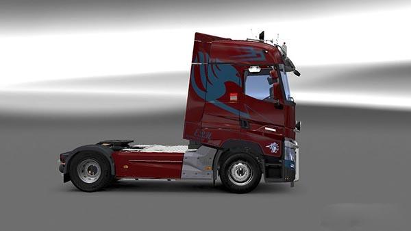 Renault Range T RTA ERH Trans Skin v 1.0