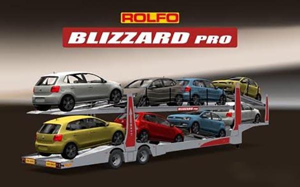 Rolfo Blizzard Pro