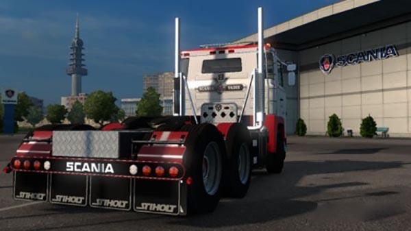 Scania 1 Serie Highpipes