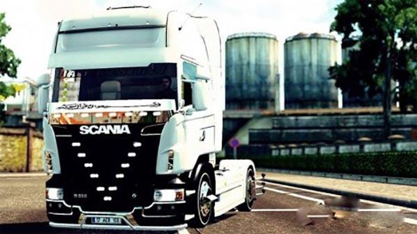 Scania Balıkesir.Li V1