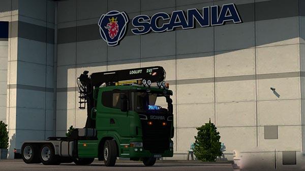 Scania R500 Drewex
