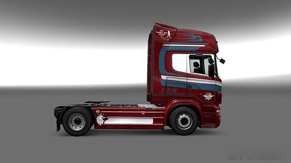 Scania RJL ERH Trans Skin