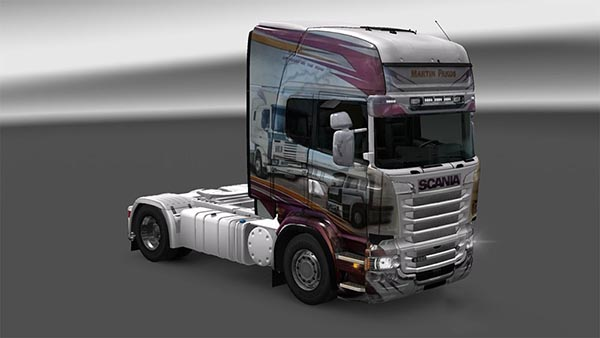 Scania RJL Pakos 25 years