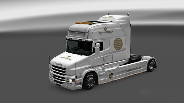 Scania T Sven Slembrouck Skin