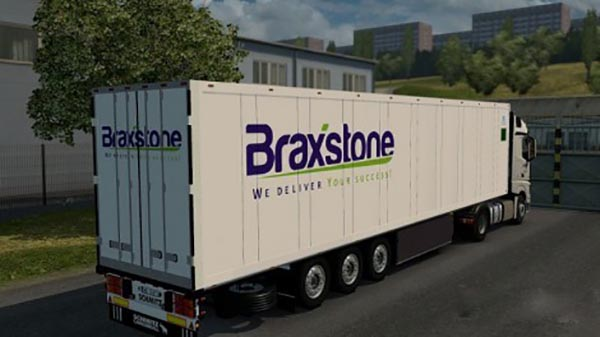 Schmitz Braxstone Trailer
