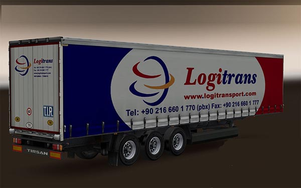 Trailer Profiliner Logitransport