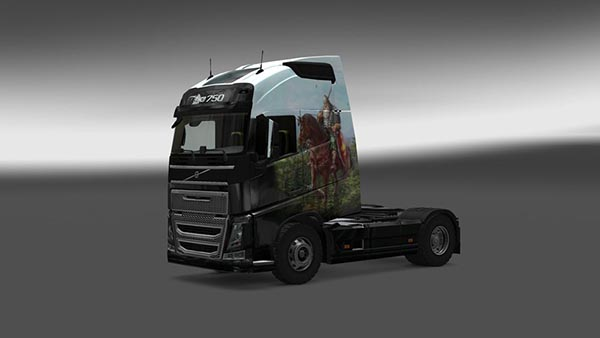 Volvo FH 2013 Ilya Muromets Skin