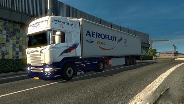 Aeroflot Cargo Combo Pack
