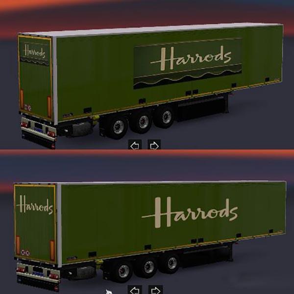 Harrods Schmitz Trailers