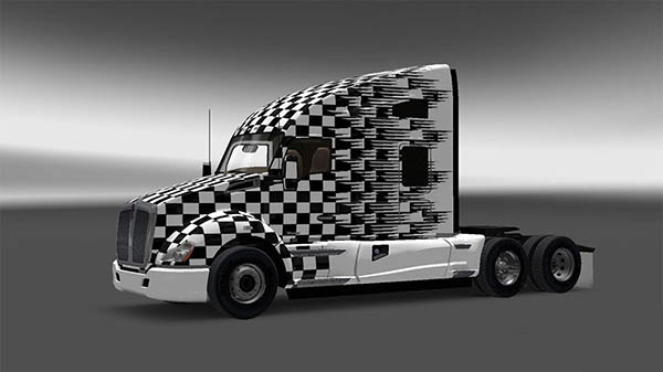 Kenworth T680 Speed Skin