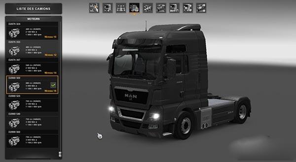 New Engine + Dashboard Lights