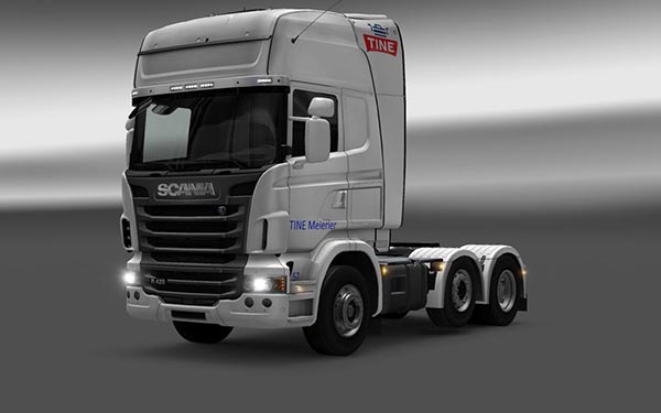 Scania R Tine Skin