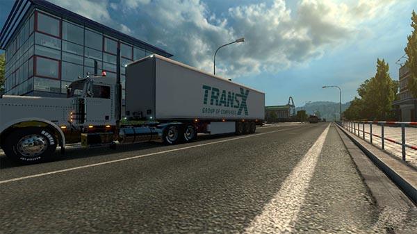 Transx Trailer