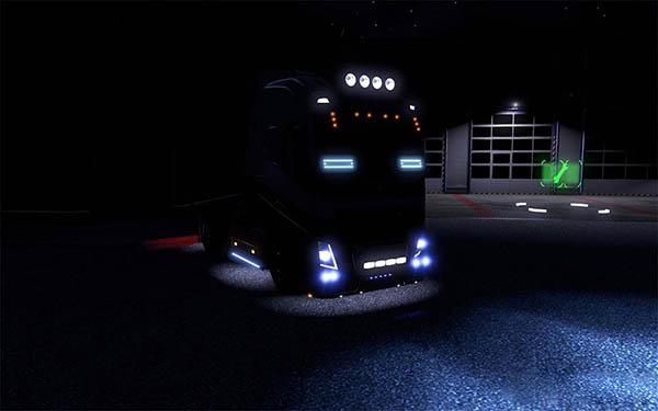 Blue Xenon Lights for all Trucks