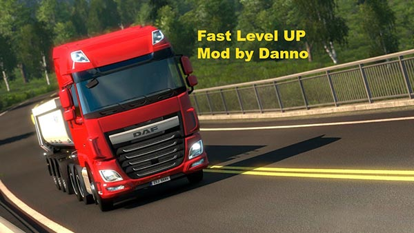 Fast Level up mod