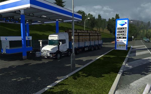 Fuel Free Mod