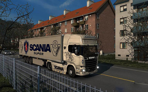 Scania Griffin V8 Combo Pack