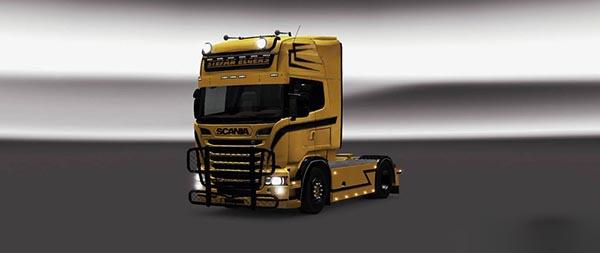 Scania Stefan Elgers Skin
