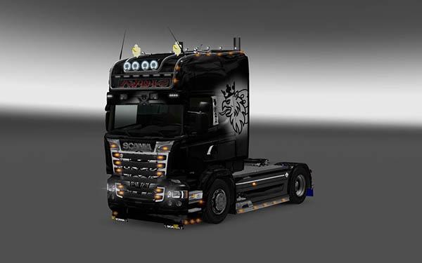 Scania Vabis Viking Skin