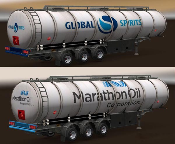 Tank Trailers Pack