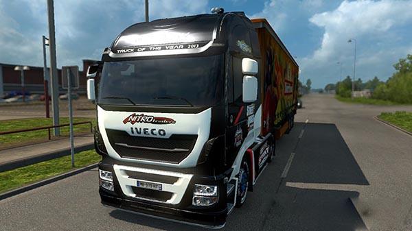 Truck Racing Iveco