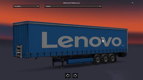 Lenovo Trailer