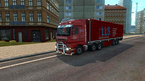 Liman Logistic & Spedition GMBH combo skin packs