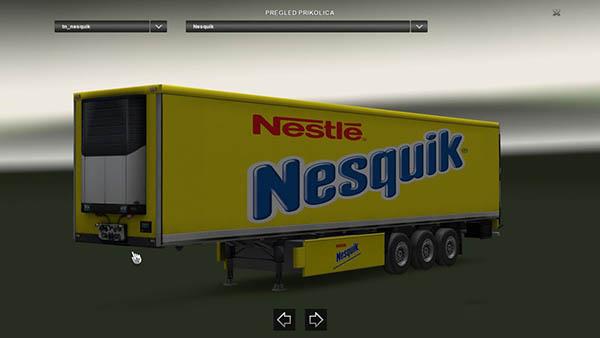 Nesquik Trailer