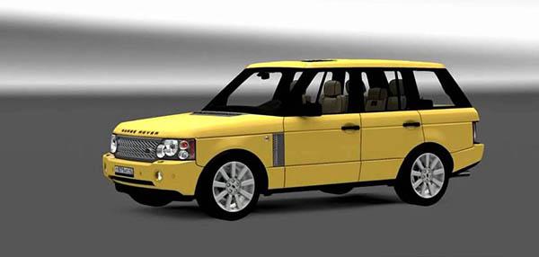 Range Rover – Luxury SUV