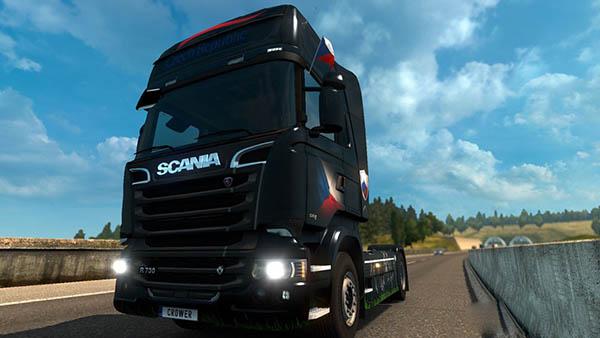 Scania Czech Republic Skin