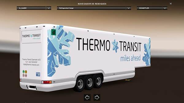 Trailer Aero Dynamic New