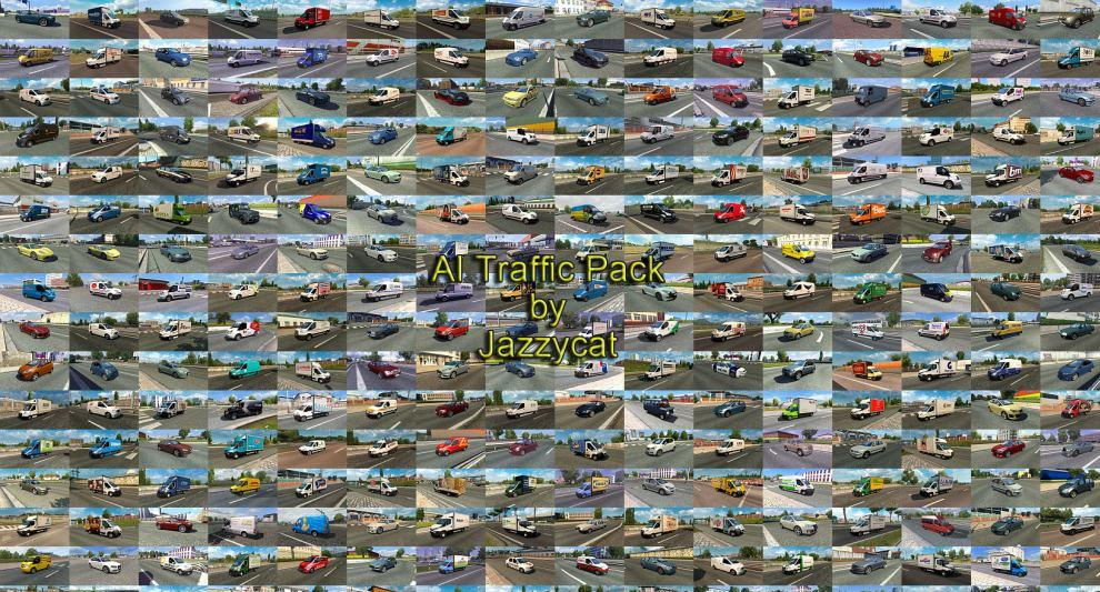 Fix for AI Traffic Pack by Jazzycat v 10 6 for Promods
