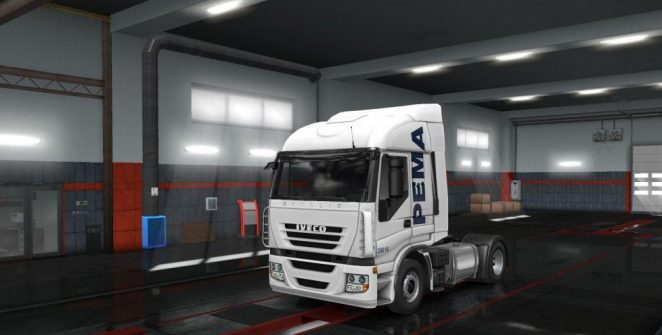 ETS 2 Iveco mods | ETS2planet net