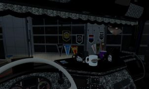 Interior Volvo FH16 | ETS2planet net