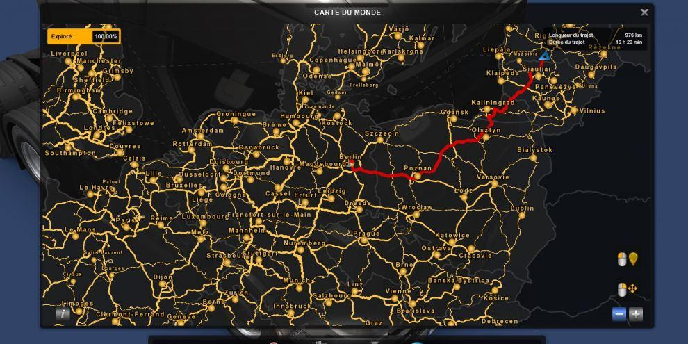 Save Game For Version 1 35 (No Dlc Needed)   ETS2planet net
